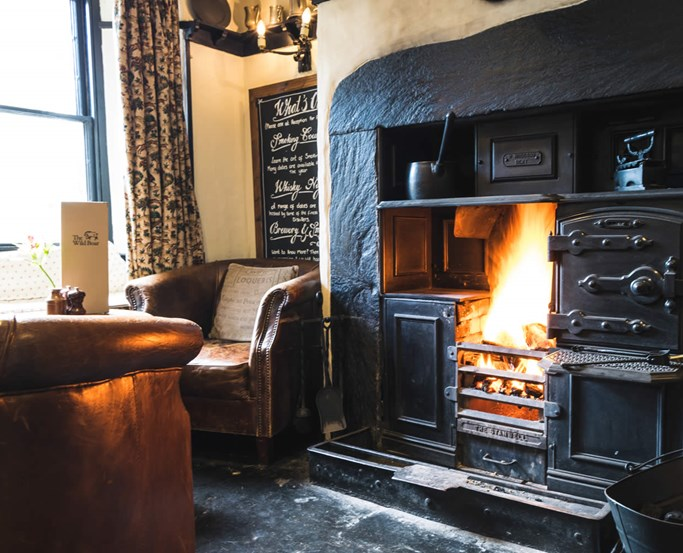 Enjoy the warmest of welcomes at The Wild Boar