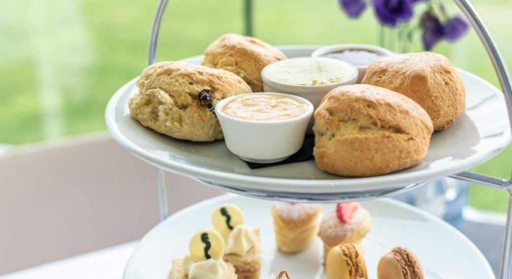 Prosecco Afternoon Tea | The Midland Hotel | English Lakes