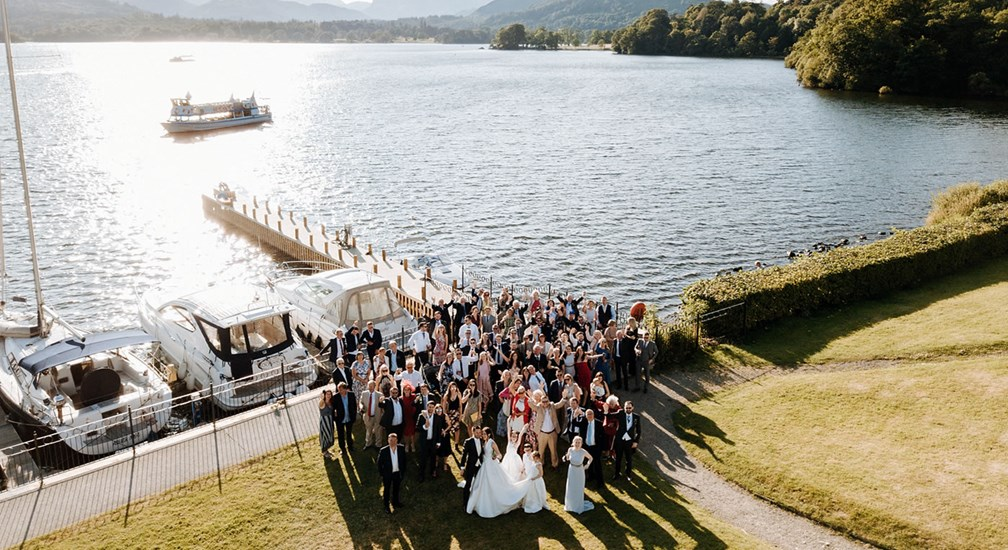 Weddings at Low Wood Bay Resort & Spa