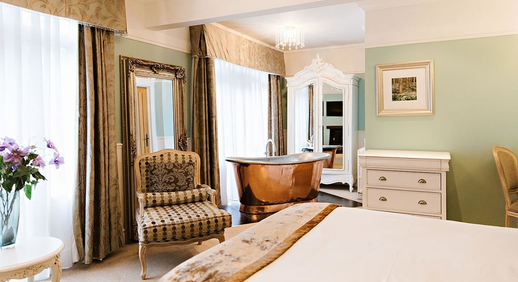 Luxury Room at The Wild Boar
