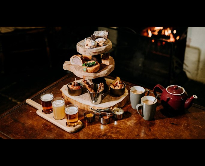 Alternative Afternoon Tea at The Wild Boar Inn | English Lakes Hotels