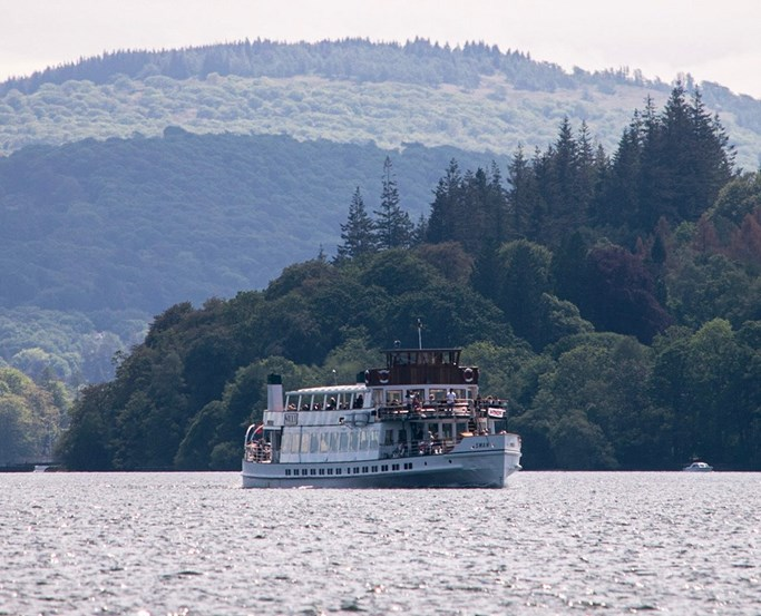 Windermere Lake Cruises | Lake District Attractions | English Lakes Hotels