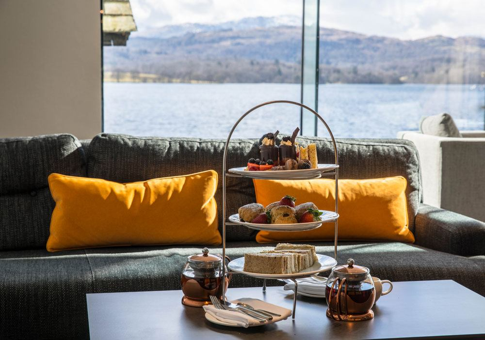 Afternoon Tea at Low Wood Bay | English Lakes Hotels