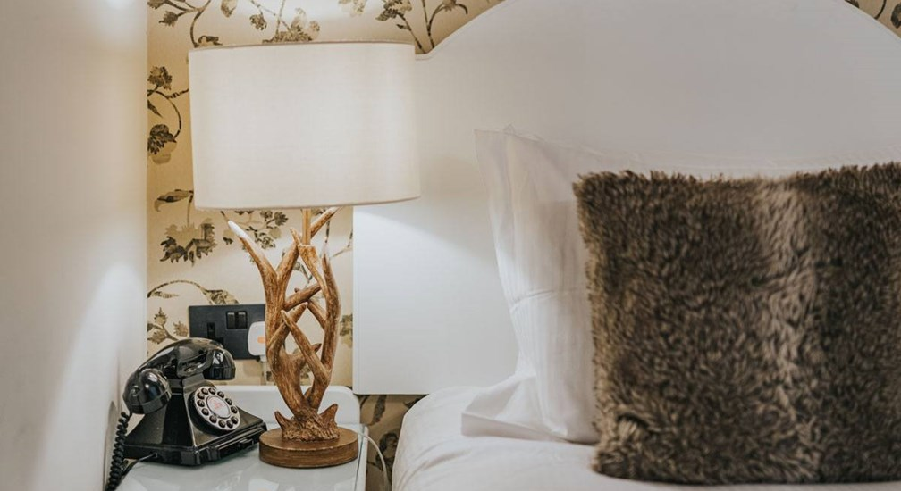 Classic Bedroom | The Wild Boar Inn | English Lakes Hotels
